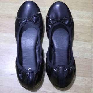 Black Doll/Ballet Shoes Size 9