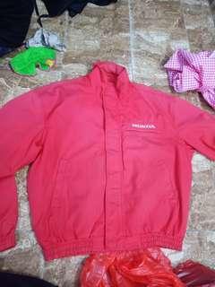 Honda red jacket