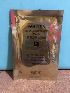 Whiten Essence Whitening Mask