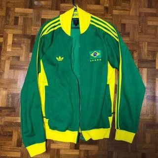 Brazil Adidas Jacket