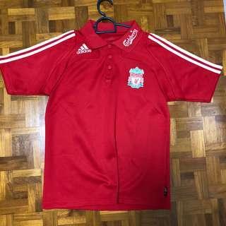Liverpool Polo Shirt Collectible