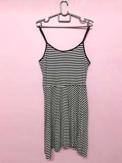 Striped Dress #CNY888