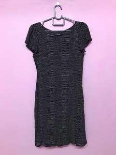 Iora Black Dress #CNY888