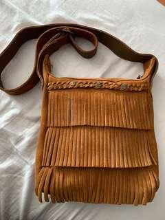 Genuine Leather Minnetonka purse