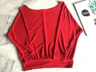 ✨Ladies Blouse (Stretchable) #CNYRED #CNY888