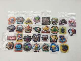 Marvel Magnet New Complete Set (30 pieces) #CNY888