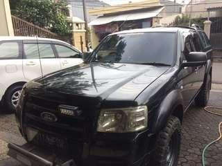 Ford Ranger Double Cab 2.5 Diesel Turbo M/T 2008