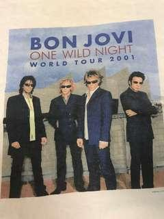 Bon Jovi vintage