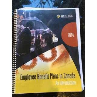 Employee Benefits Plans in Canada: An Introduction, 2014