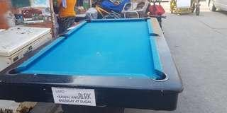 Billiard table junior size marmol
