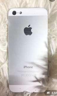 Iphone 5 secondhand