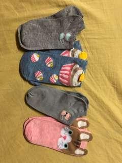 Socks Bundle (Different Designs)