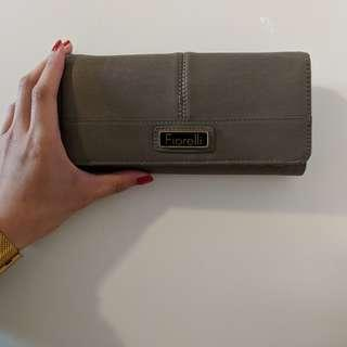 Fiorelli Grey Leather Wallet