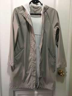 Babaton rain jacket (XXS)