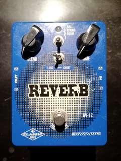 Binyang reverb pedal