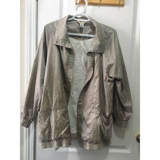 Vintage metallic jacket (men's S)