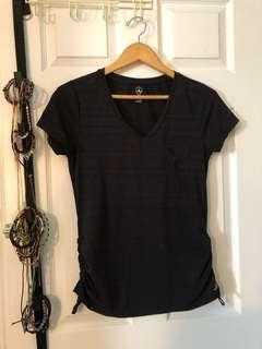 Joe fresh exercise shirt - barely worn