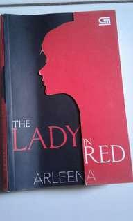The Lady in Red by Arleen A.