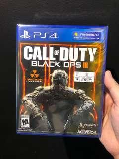 [Selling Cheap] PS4 Call of duty black ops 3 R3