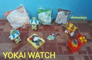 YOKAI WATCH Set