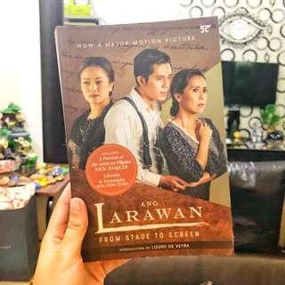Ang Larawan: A Portrait of the Artist as Filipino
