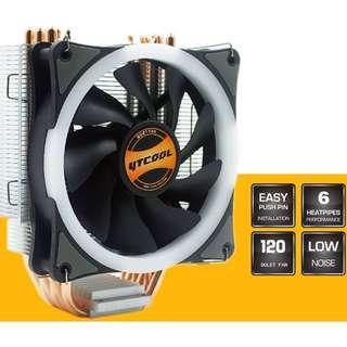 CPU Cooler (Blue LED fan)