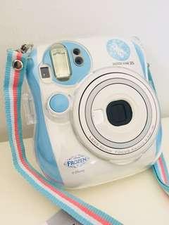 Fujifilm Instax Mini 25 Camera (Disney Frozen limited edition)