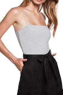 Sonia Bodysuit - Grey