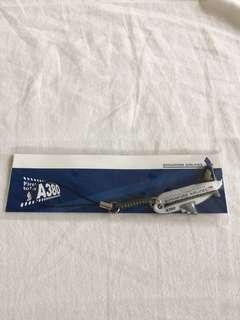 (全新,原裝)新加坡航空空中巴士A380mobile phone cleaner.  SIA 🇸🇬. Happy Chinese New Year 🧧