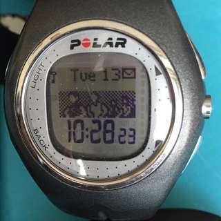 Polar F11 心率監測手表連心率胸帶