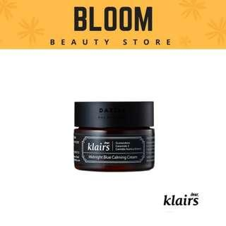 KLAIRS Midnight Blue Calming Cream 30ml