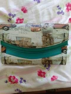 REPRICE!!!!! Pouch wallet