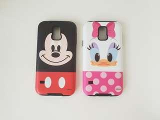 Samsung Galaxy S5 - Rubber & Hard Phone Cases