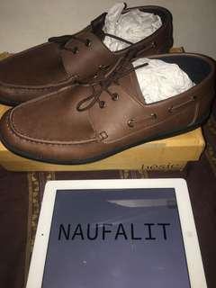 Sepatu Murah Boat Shoes Loafer Besic Project BU