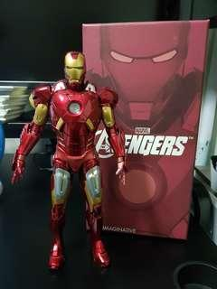 Iron Man Mark VII Diecast Super Alloy