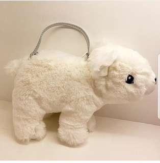H&M rabbit bag from Dubai