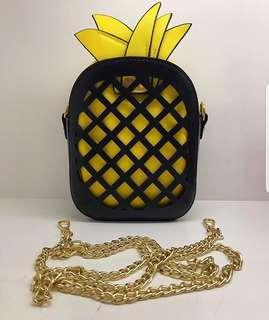Pineapple bag from Hk