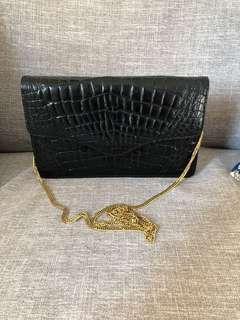 Genuine Crocodile bag