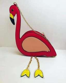 Flamingo bag from Hk