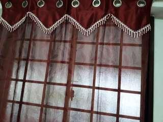 Window curtains (new)