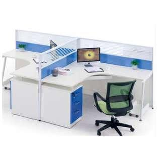 Partition, Workstation, Divider, Worktop - Office Furniture