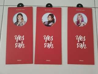 [WTS] TWICE YOY Red card