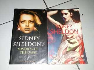 Seri Sidney Sheldon - Master of the Game & Mistress of the Game