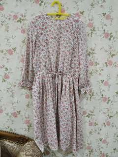 Korean vintage dress