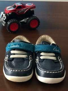 Clarks Baby Shoes (1 Years Old) 100% Original