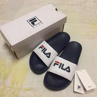 100% Authentic Fila Sandal/Drifter