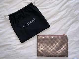 Kookai clutch & shoulder bag