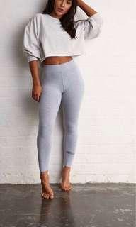 NEU apparel grey tights