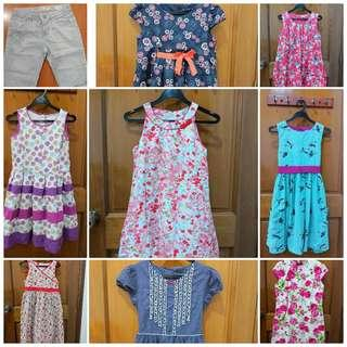 Girl Dresses Size 11 to 14