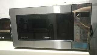 Samsung Microwave Oven Still Quite New